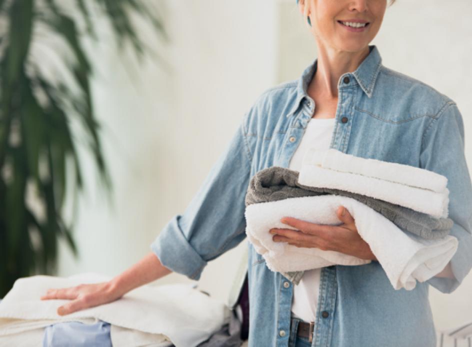 Η καθαριότητα του σπιτιού και των λευκών ειδών εν μέσω COVID-19