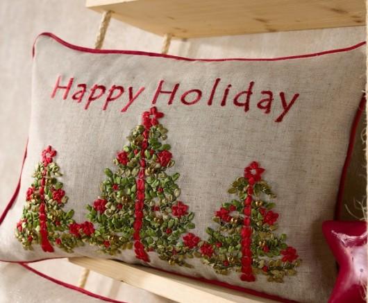 Μαξιλαράκια Χριστουγεννιάτικα Διακοσμητικά
