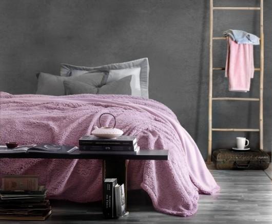 Κουβέρτες Fleece Ημίδιπλες
