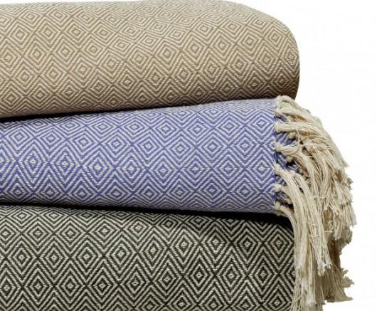 Κουβέρτες Βαμβακερές Μονές