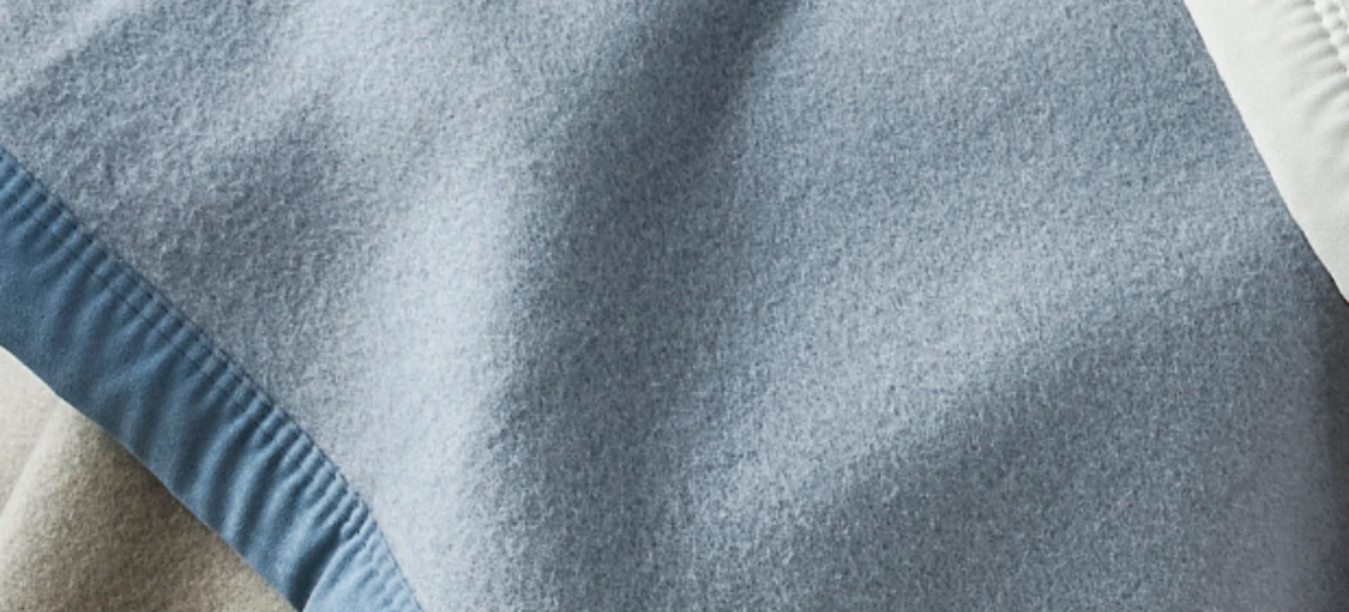 Κουβέρτες King Size Μάλλινες