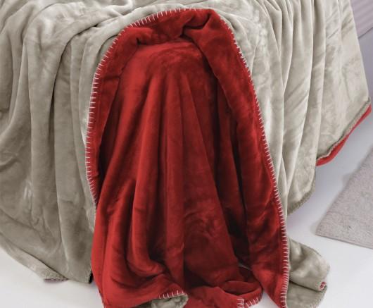 Κουβέρτες Fleece Μονές