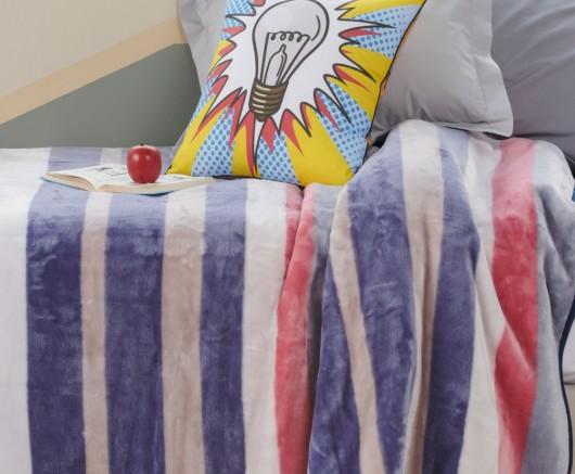 Κουβέρτες Βελουτέ