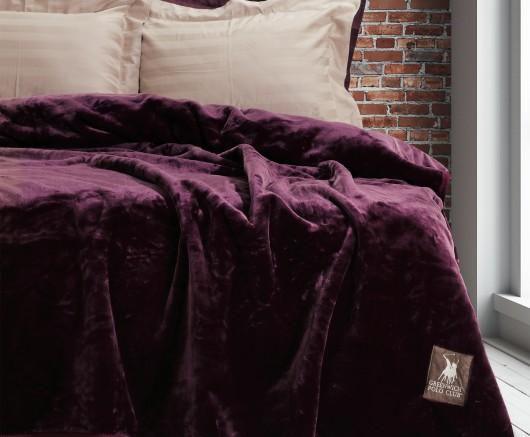 Κουβέρτες Βελουτέ Υπέρδιπλες