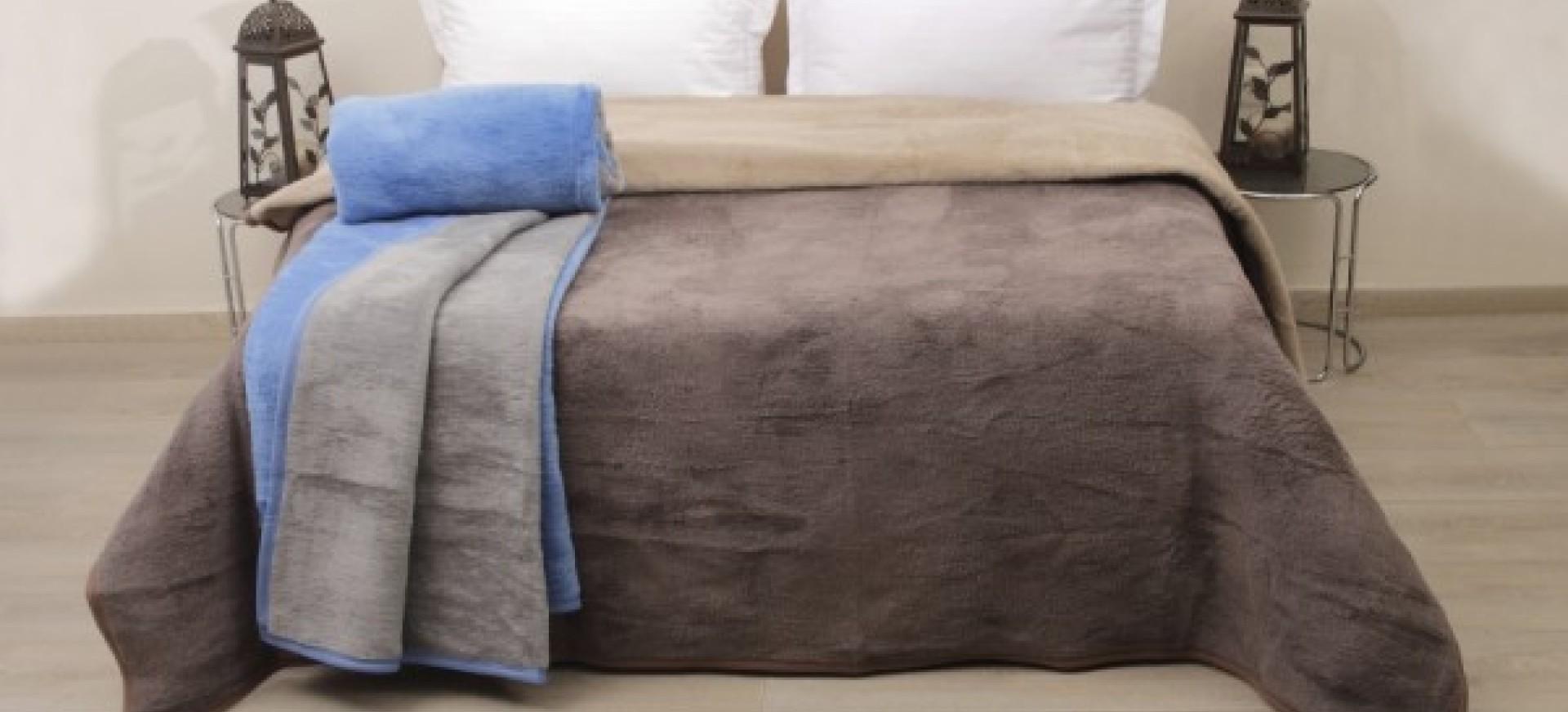 Κουβέρτες Ακρυλικές Υπέρδιπλες