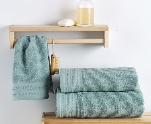 Σετ πετσέτες Mπάνιου