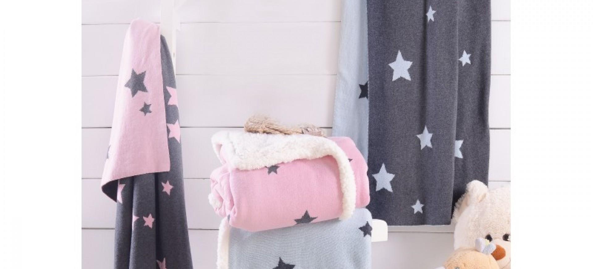 Βρεφικές Κουβέρτες Βαμβακερές