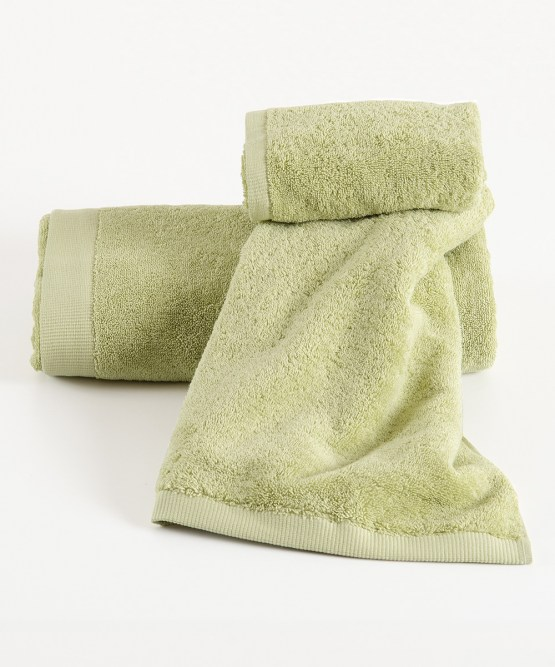Πετσέτα χεριών BRAND LIME (40Χ60), KENTIA μπανιο   πετσέτες mπάνιου