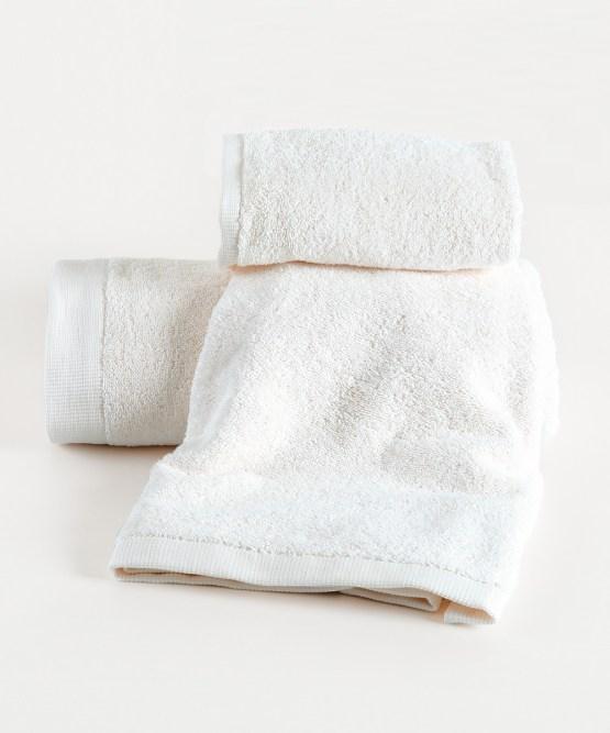 Πετσέτα χεριών BRAND SNOW (40Χ60), KENTIA μπανιο   πετσέτες mπάνιου