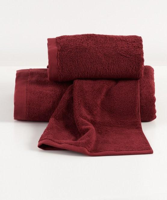 Πετσέτα χεριών BRAND BORDEAUX (40Χ60), KENTIA μπανιο   πετσέτες mπάνιου