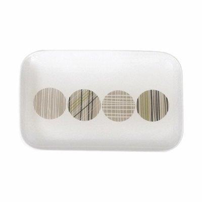 Πιατέλα SKETCH BAM34286, SALT & PEPPER (Λευκό, 1 ΤΕΜ) κουζινα   οικιακός εξοπλισμός   πιατέλες