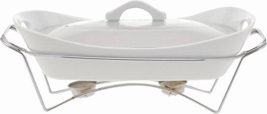 Πυρέξ παρ/γραμμο CWC2220, HOME DESIGN (Λευκό, ΣΕΤ 2 ΤΕΜ) κουζινα   οικιακός εξοπλισμός   σκεύη μαγειρικής