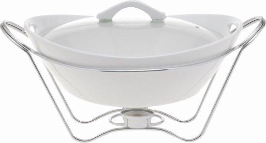 Πυρέξ στογγυλό CWC4949, HOME DESIGN (Λευκό, ΣΕΤ 2 ΤΕΜ) κουζινα   οικιακός εξοπλισμός   σκεύη μαγειρικής