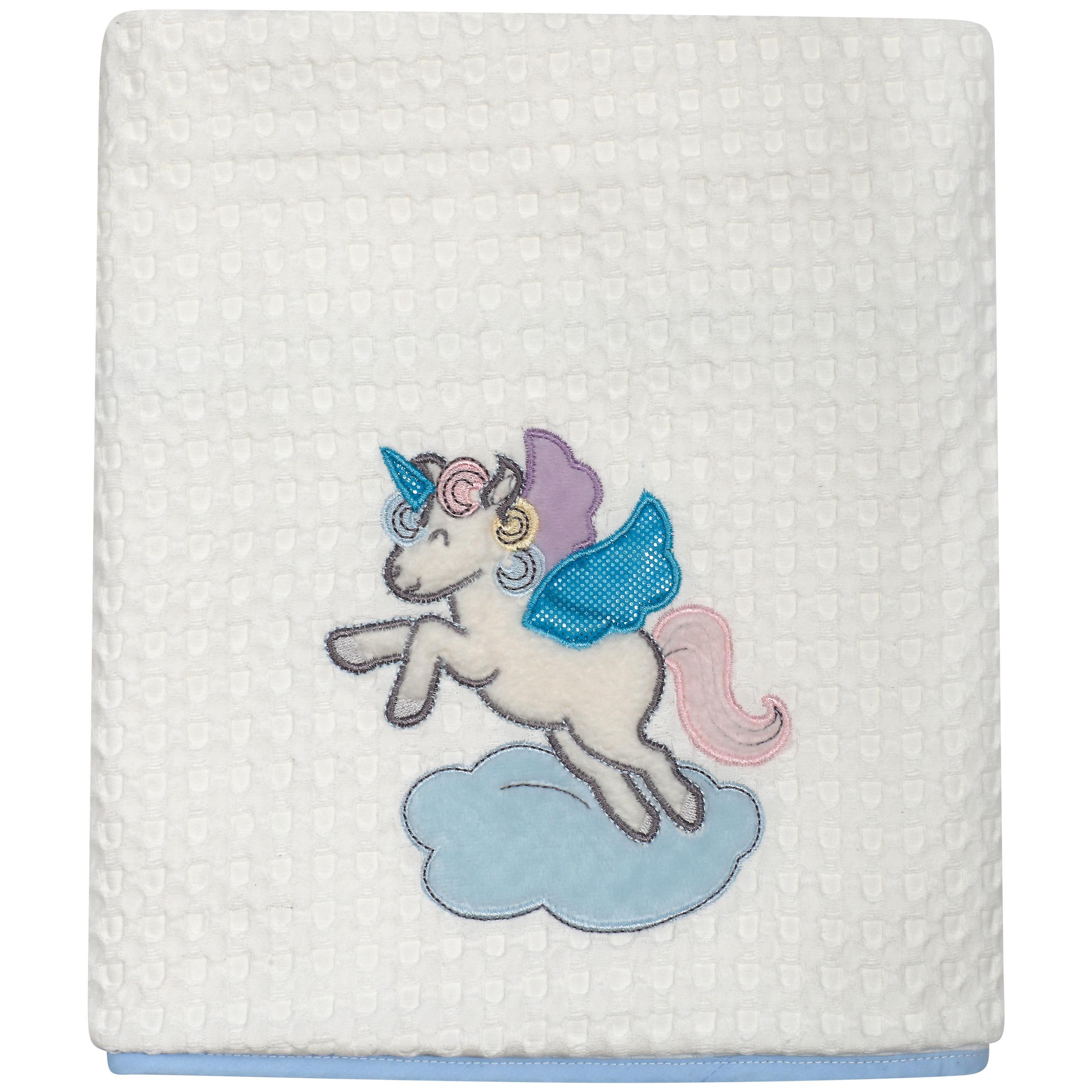 Κουβέρτα πικέ κούνιας DREAM EMBROIDERY 6463 (110Χ150), DAS BABY προικα μωρου   βρεφικές κουβέρτες   πικέ κουβέρτες