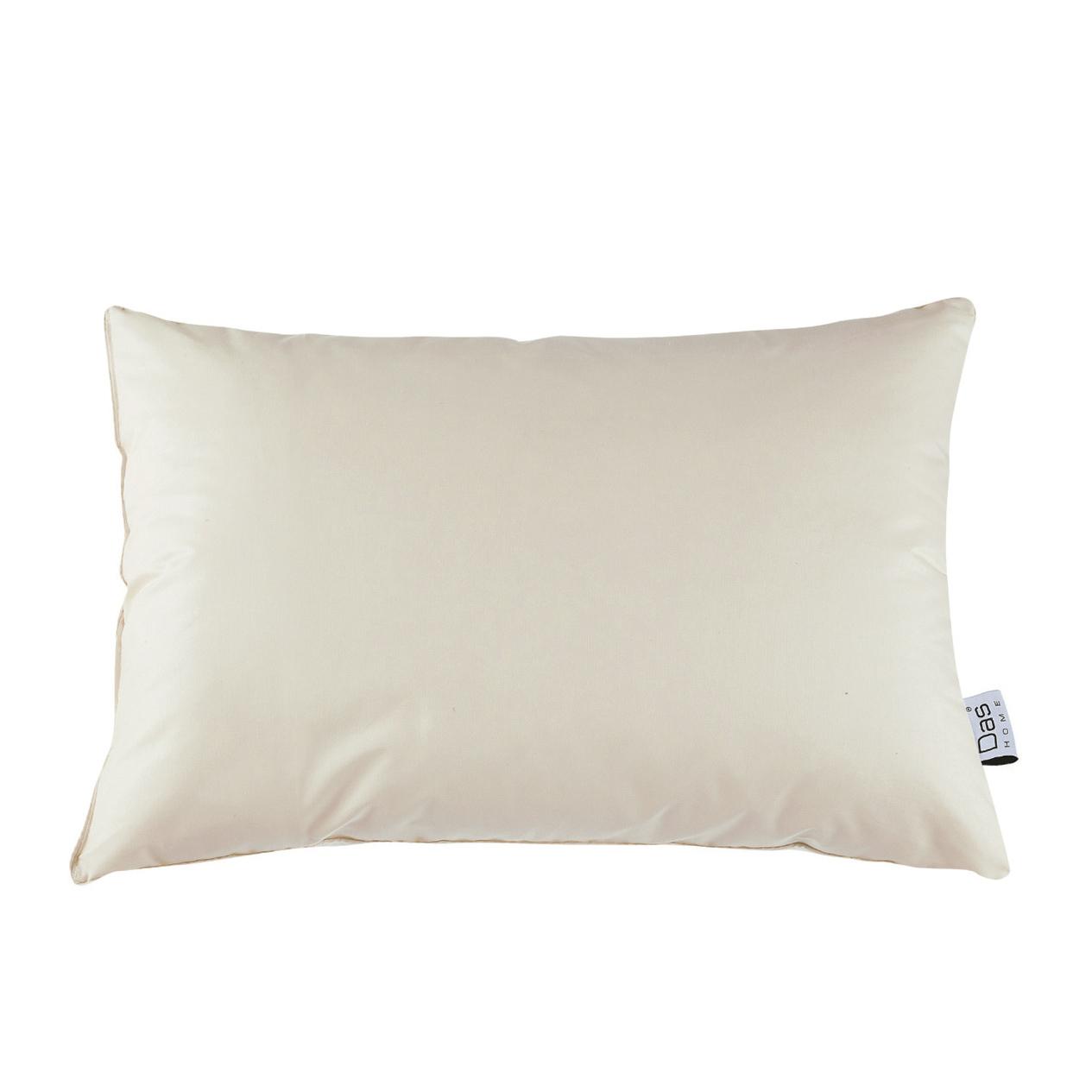 Μαξιλάρι ύπνου μάλλινο 1020, DAS HOME υπνοδωματιο   μαξιλάρια ύπνου   μαξιλάρια υπνου απλά