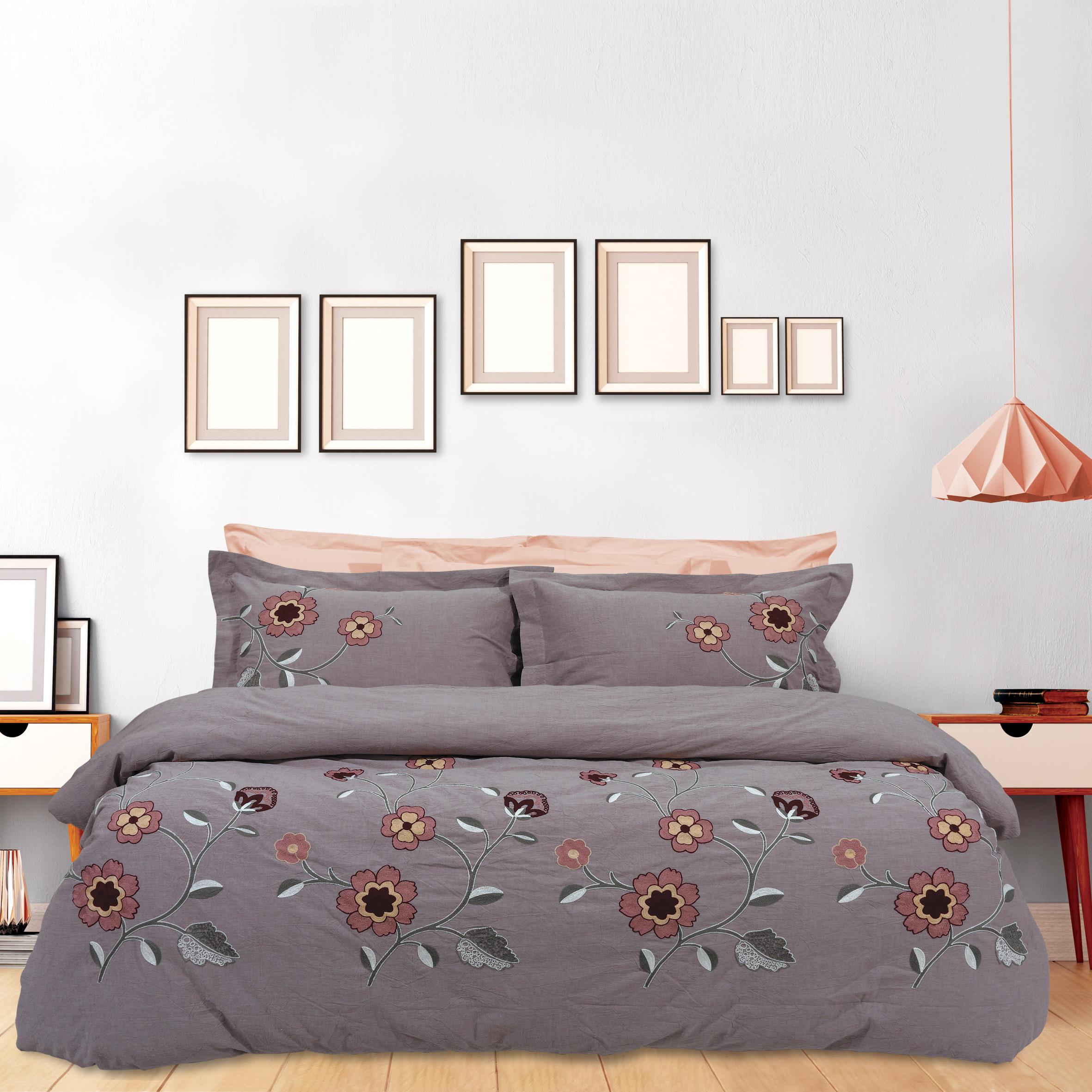 Σετ παπλωματοθήκη Υ/Δ PRESTIGE LINE 1590, DAS HOME last items   υπνοδωμάτιο