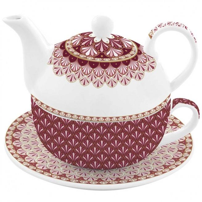 Τσαγιέρα ατομική ATMOSPHERE MOS4 TEA FOR ONE 104ΜΟS4, MARVA S.A. κουζινα   οικιακός εξοπλισμός   τσαγιέρες