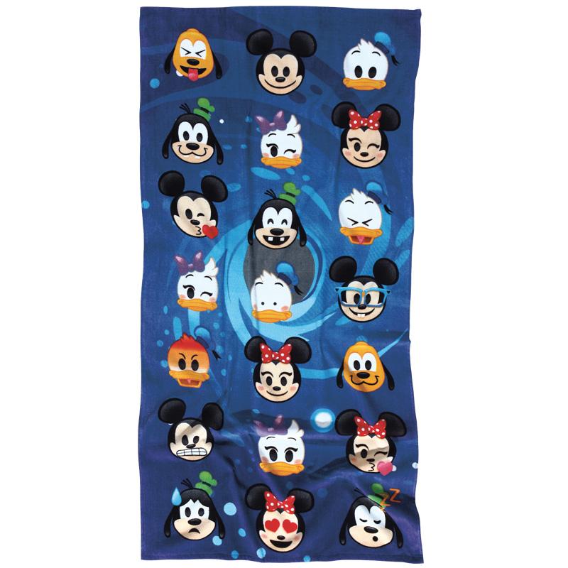 Πετσέτα θαλάσσης παιδική CARTOON LINE PRINTS 5820, DAS HOME εποχιακα ειδη   πετσέτες θαλάσσης   πετσέτες θαλάσσης παιδικές
