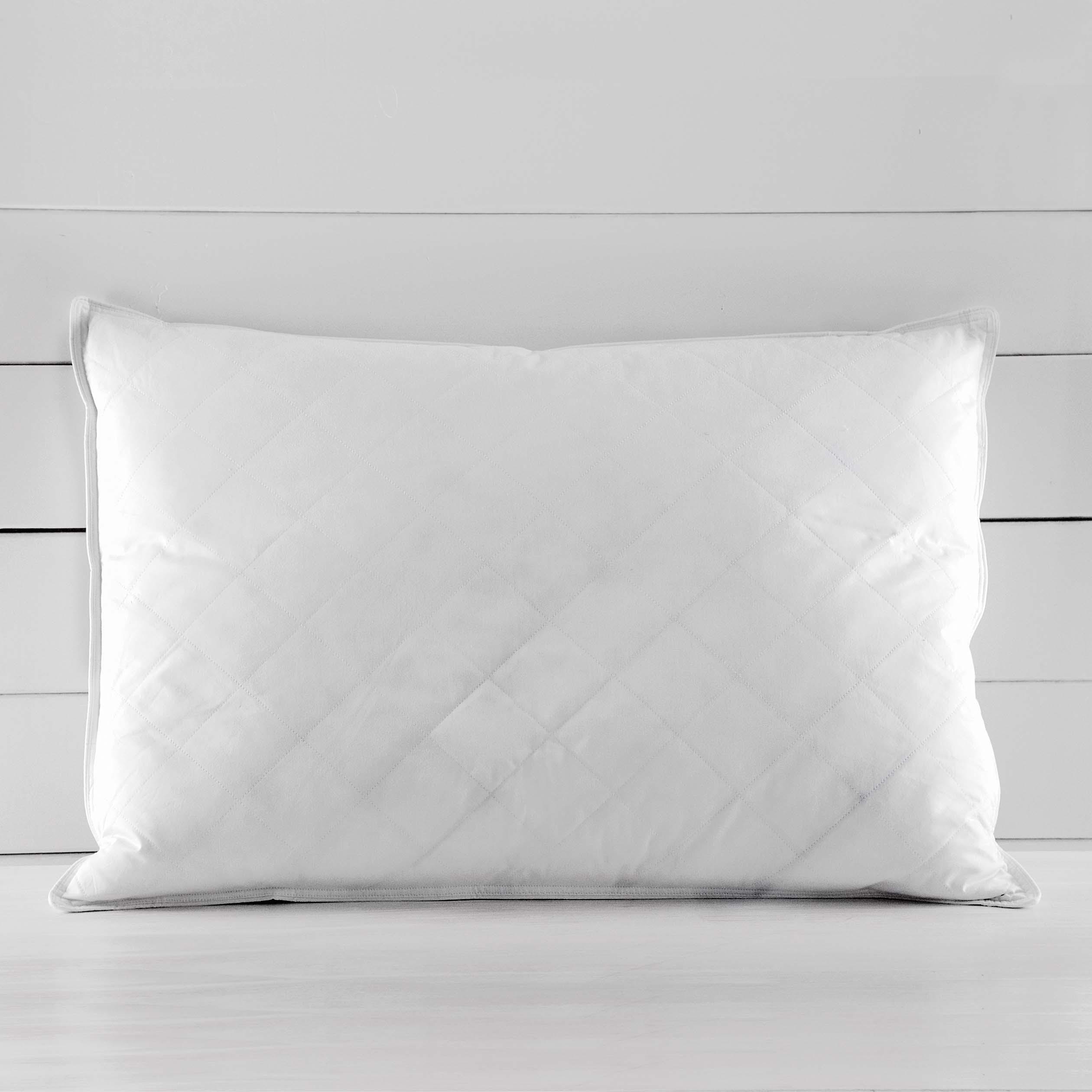 Μαξιλάρι ύπνου πουπουλένιο (50X70) καπιτονέ, RYTHMOS HOME υπνοδωματιο   μαξιλάρια ύπνου   μαξιλάρια πουπουλένια