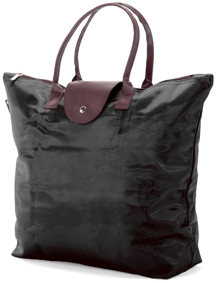 Τσάντα shopping αναδιπλούμενη 5349 BLACK, BENZI εποχιακα ειδη   shopping bags