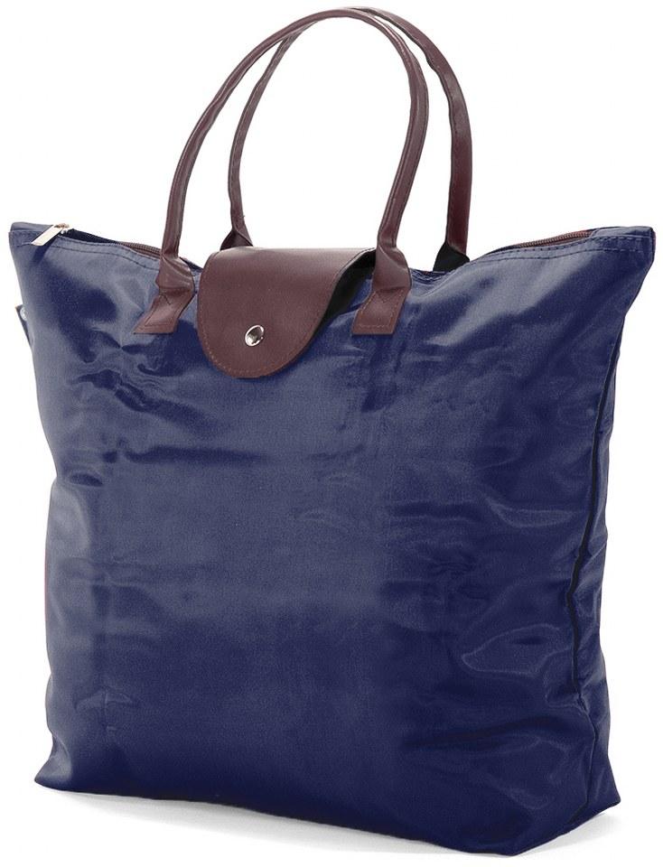 Τσάντα shopping αναδιπλούμενη 5349 BLUE, BENZI εποχιακα ειδη   shopping bags