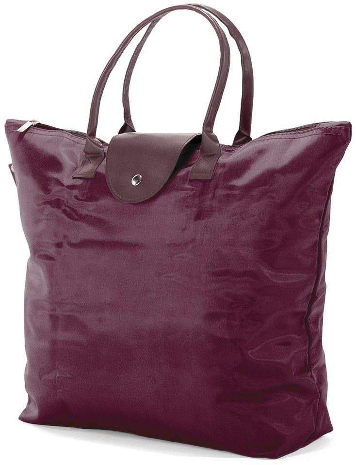 Τσάντα shopping αναδιπλούμενη 5349 BORDEAUX, BENZI εποχιακα ειδη   shopping bags