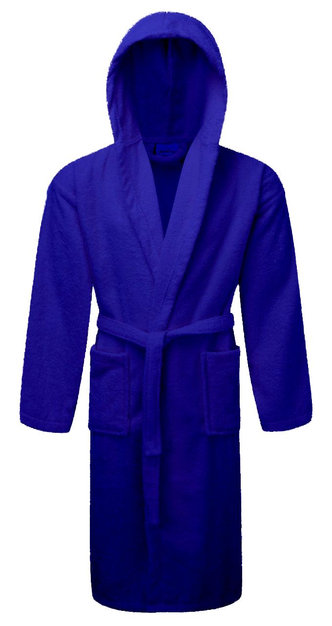 Μπουρνούζι (L) BLUE, ΚΟΜΒΟΣ